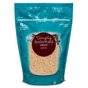 Simply Balanced Quinoa