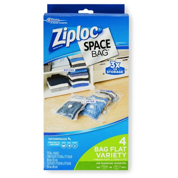 Ziploc Space Bags product image
