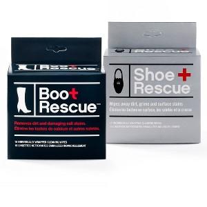 BootRescue & ShoeRescue Wipes