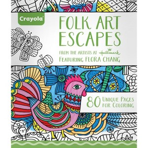 Crayola Adult Coloring Books