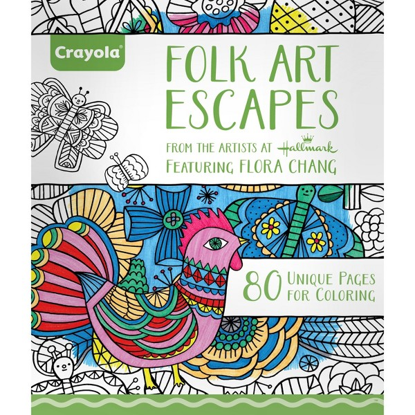 Crayola Adult Coloring Books product image