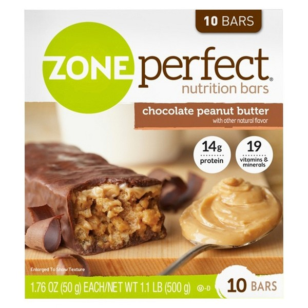 Zone Perfect Nutrition Bars product image